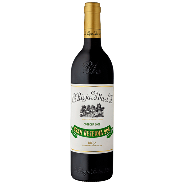Comprar vino online 904 Gran Reserva - DO Rioja