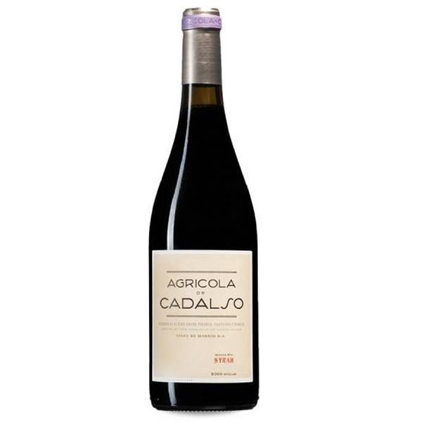 Comprar vino online Agricola de Cadalso Syrah - DO Madrid