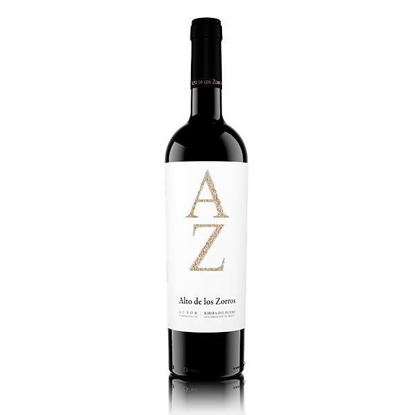 Comprar vino online Alto de los Zorros Autor - DO Ribera Del Duero