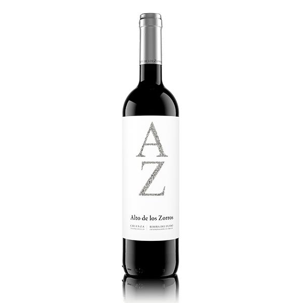 Comprar vino online Alto de los Zorros Crianza - DO Ribera Del Duero