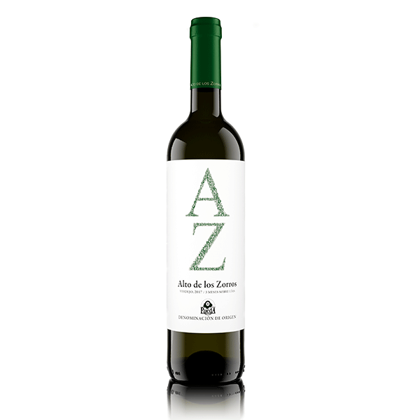 Comprar vino online Alto de los Zorros Verdejo Fermentado en Barrica - DO Rueda