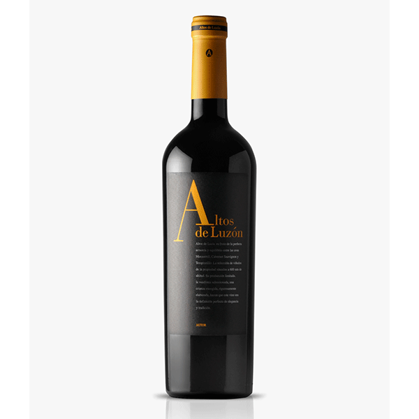 Comprar vino online Altos de Luzón Autor - DO Jumilla