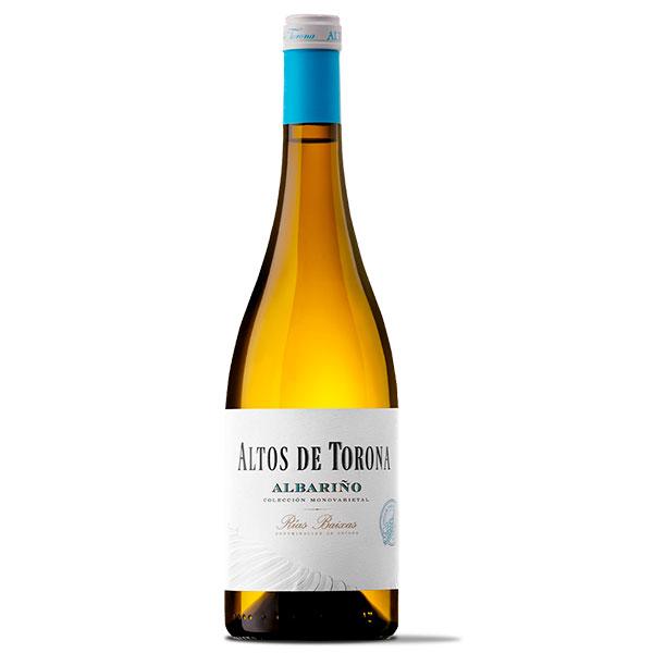 Comprar vino online Altos De Torona Albariño 100% - DO Rías Baixas