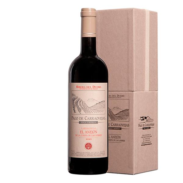 Comprar vino online Anejón de la Cuesta de Las Liebres - DO Ribera Del Duero