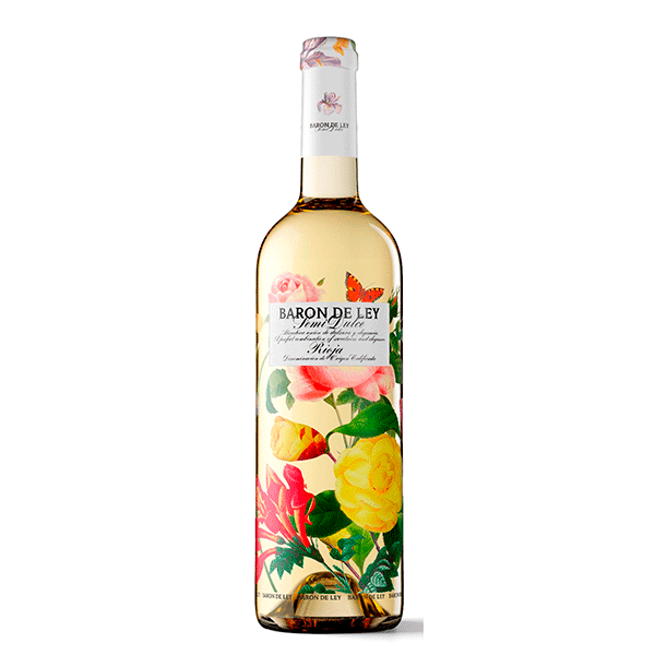 Comprar vino online Barón de Ley Blanco Semidulce - DO Rioja