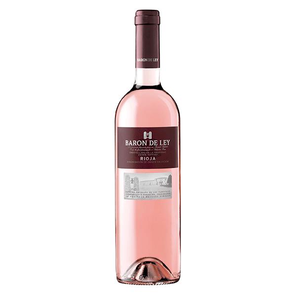 Comprar vino online Barón de Ley Rosado de Lágrima - DO Rioja
