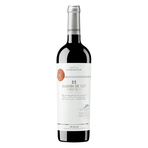 Comprar vino online Baron de Ley Varietal Garnacha - DO Rioja
