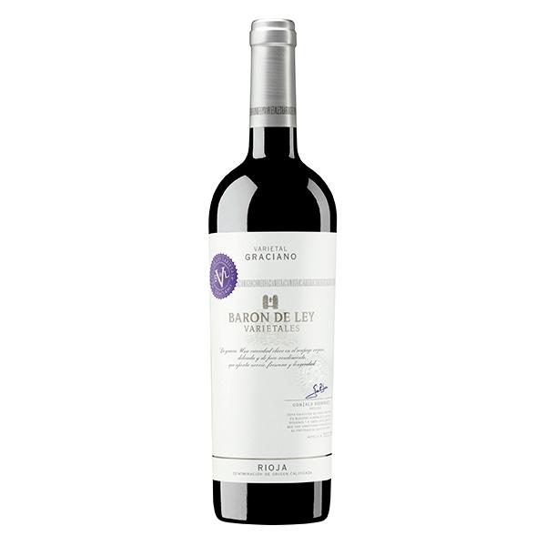 Comprar vino online Baron de Ley Varietal Graciano - DO Rioja
