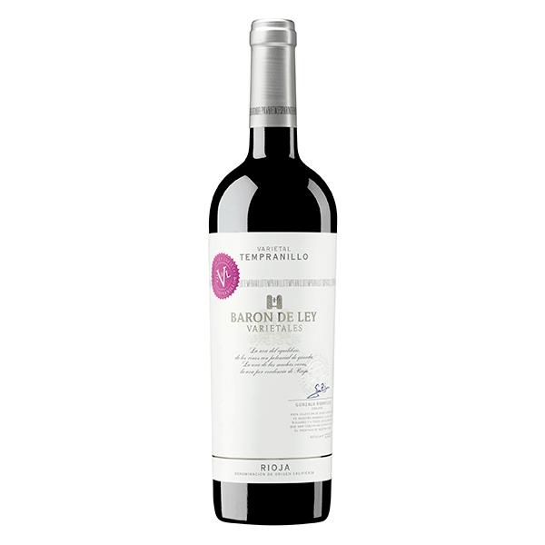 Comprar vino online Barón de Ley Varietal Tempranillo - DO Rioja