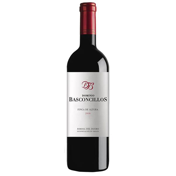 Comprar vino online Dominio Basconcillos Finca de Altura 8 meses - DO Ribera Del Duero