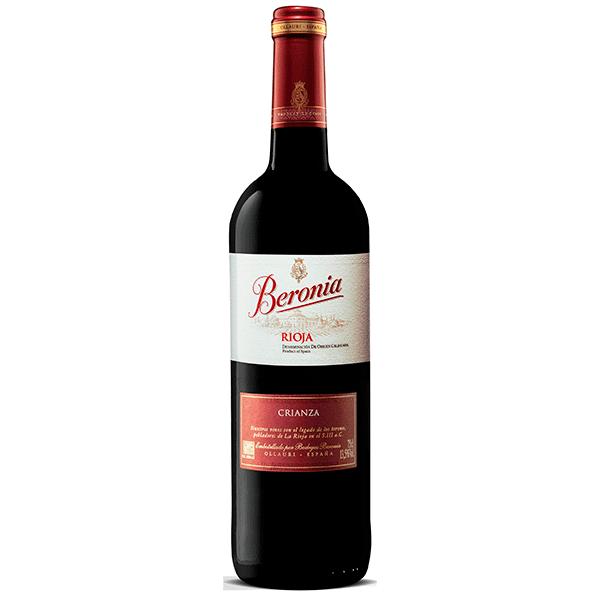 Comprar vino online Beronia Crianza - DO Rioja