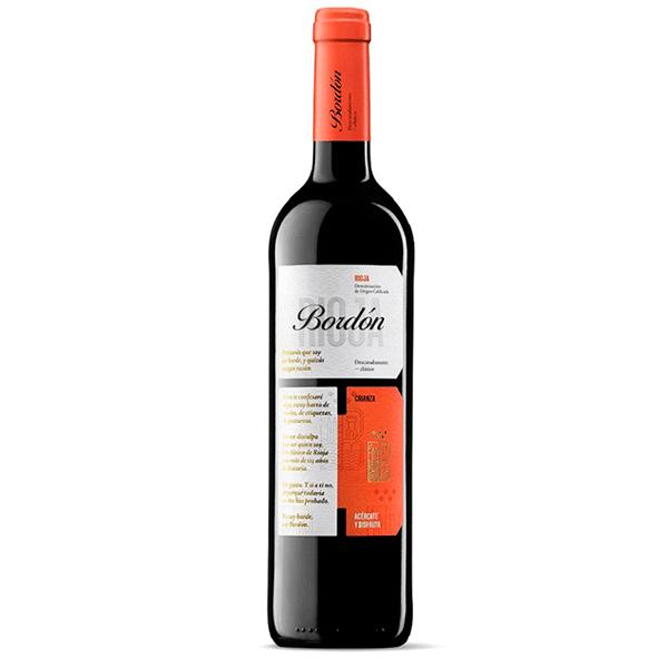 Comprar vino online Rioja Bordon Crianza - DO Rioja