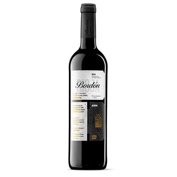 Comprar vino online Rioja Bordón Reserva - DO Rioja