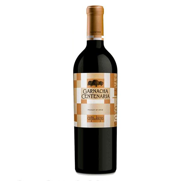 Comprar vino online Coto de Hayas Garnacha Centenaria - DO Campo De Borja
