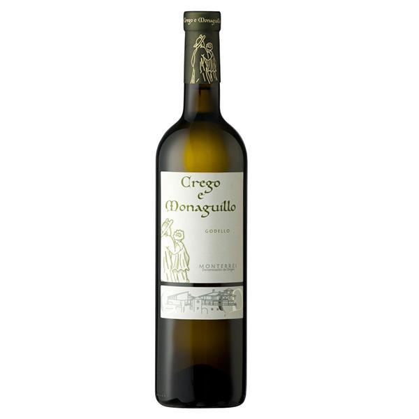 Comprar vino online Crego E Monaguillo Godello - DO Monterrei