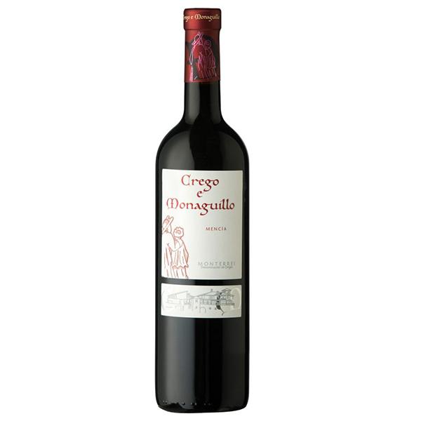 Comprar vino online Crego E Monaguillo Mencia - DO Monterrei