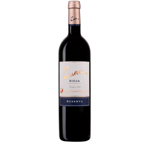 Comprar vino online Cune Reserva - DO Rioja