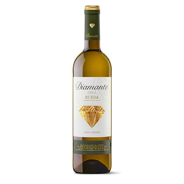 Comprar vino online Diamante verdejo 100% - Do Rueda