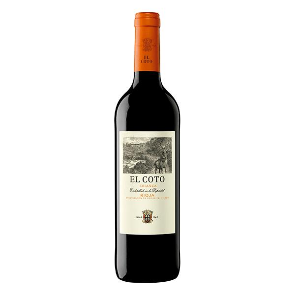 Comprar vino online El Coto Crianza - DO Rioja
