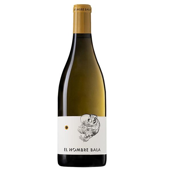 Comprar vino online El Hombre Bala Blanco Albillo Real - DO Madrid
