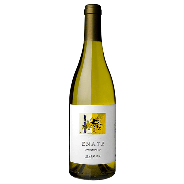 Comprar vino online Enate Chardonnay - 234 - DO Somontano