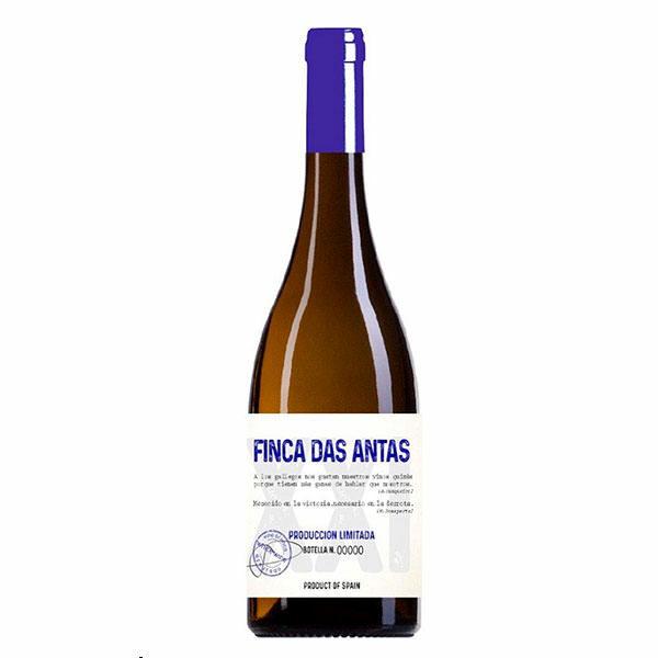 Comprar vino online Finca Das Antas - DO Rías Baixas