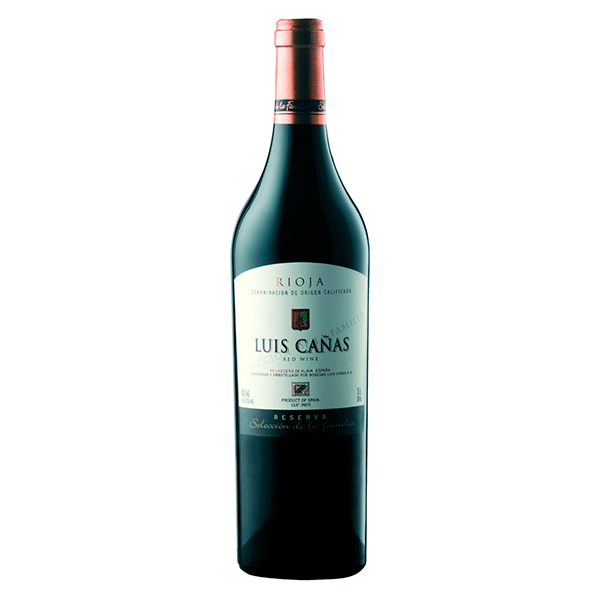 Comprar vino online Luis Cañas Reserva de la Familia - DO Rioja