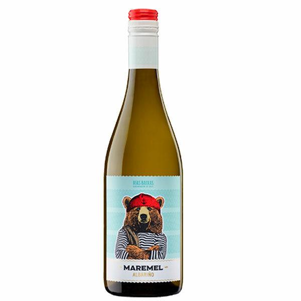 Comprar vino online Maremel Albariño - DO Rías Baixas