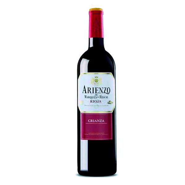 Comprar vino online Marqués de Arienzo Crianza - DO Rioja