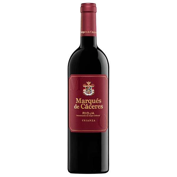 Comprar vino online Marqués de Cáceres Crianza - DO Rioja