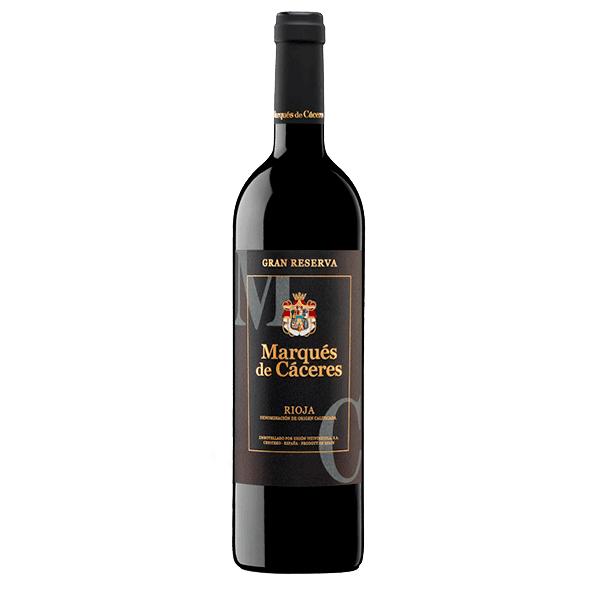 Comprar vino online Marqués de Cáceres Gran Reserva - DO Rioja