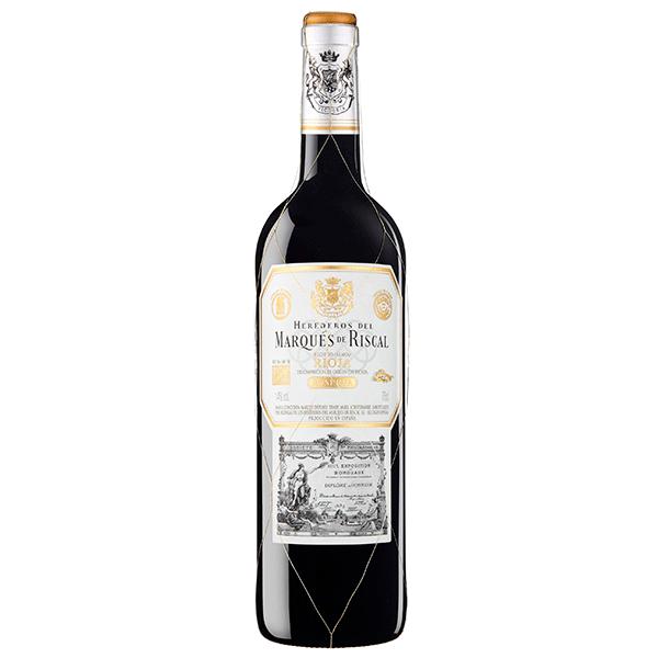 Comprar vino online Marqués de Riscal Reserva - DO Rioja