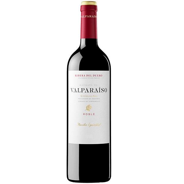 Comprar vino online Marques De Valparaiso Roble - DO Ribera Del Duero