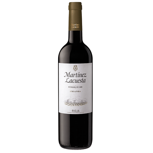 Comprar vino online Martínez Lacuesta Crianza - DO Rioja