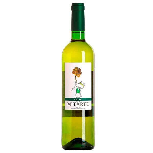 Comprar vino online Mitarte Blanco - DO Rioja