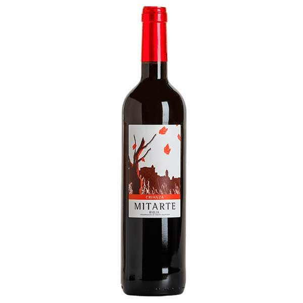 Comprar vino online Mitarte Crianza - DO Rioja