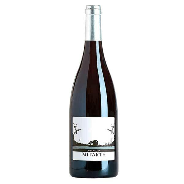 Comprar vino online Mitarte Cubanegra - DO Rioja