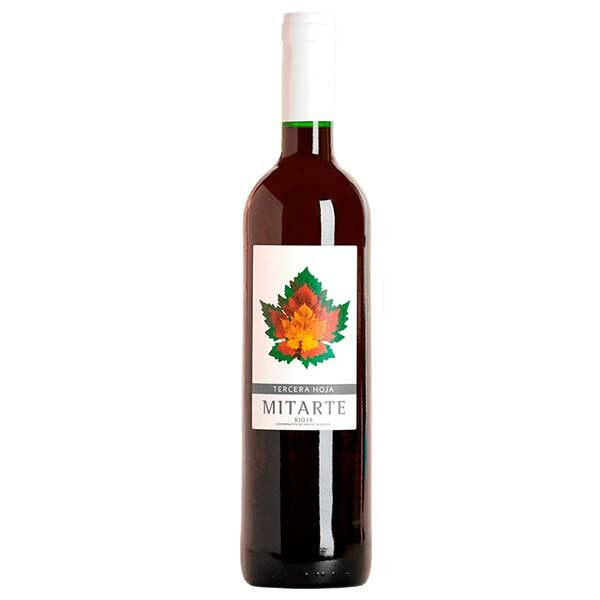 Comprar vino online Mitarte Tercera Hoja - DO Rioja