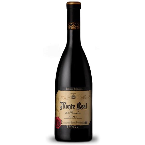 Comprar vino online Monte Real Reserva de la Familia - DO Rioja