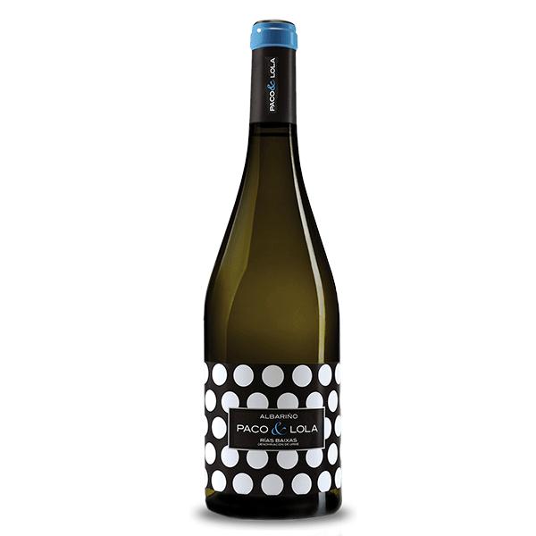 Comprar vino online Paco y Lola - DO Rías Baixas