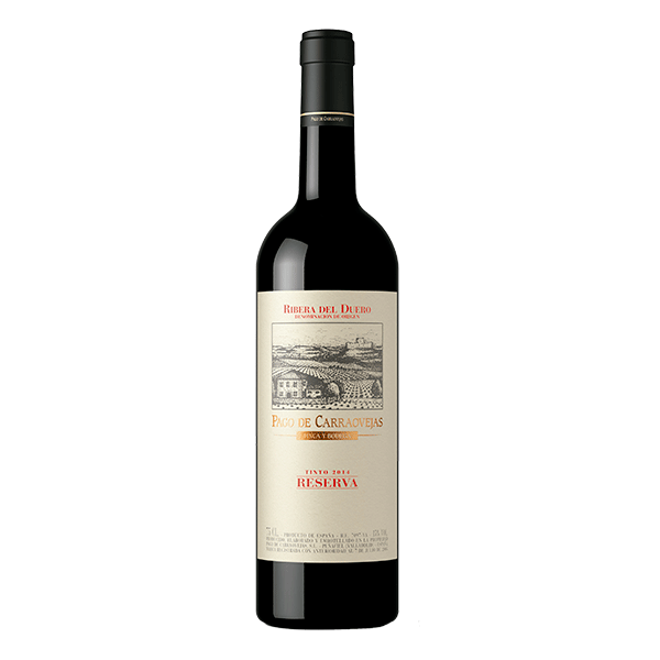 Comprar vino online Pago de Carraovejas Reserva - DO Ribera Del Duero