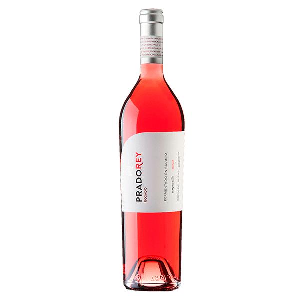 Comprar vino online Prado Rey Rosado Fermentado en Barrica - DO Ribera Del Duero