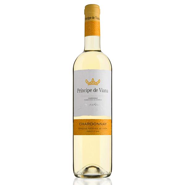 Comprar vino online Príncipe de Viana Chardonnay - DO Navarra