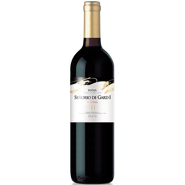 Comprar vino online Señorío de GardI Reserva - DO Rioja