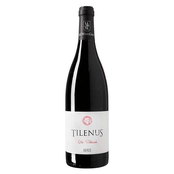 Comprar vino online Tilenus Roble - DO Bierzo