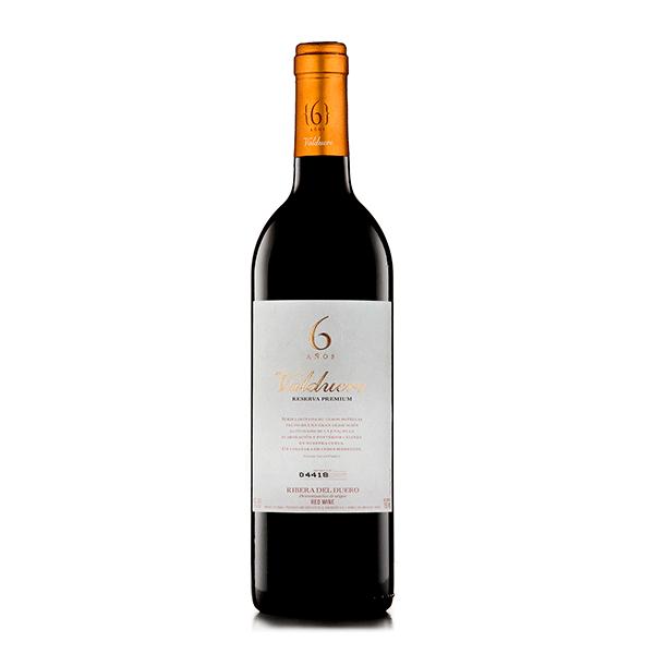 Comprar vino online Valduero Reserva Premium 6 Años - DO Ribera Del Duero