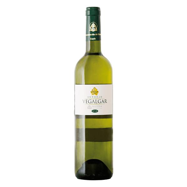 Comprar vino online Vegalgar Verdejo 100% - DO Rueda