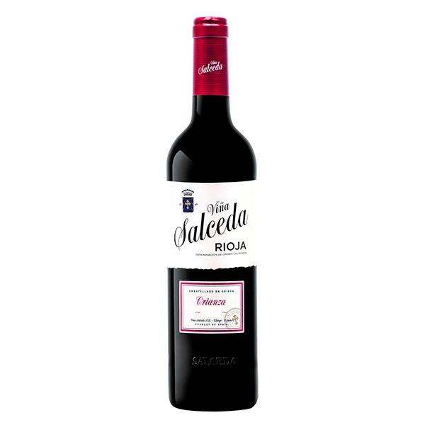 Comprar vino online Viña Salceda Crianza - DO Rioja