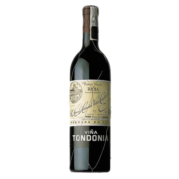 Comprar vino online Viña Tondonia Reserva - DO Rioja