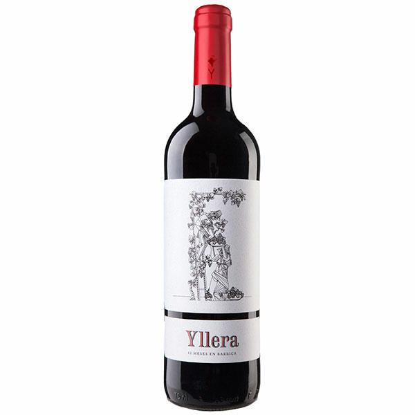 Comprar vino online Yllera Crianza - DO Tierra De Castilla Y León